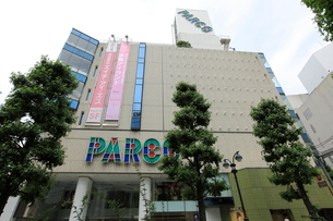 渋谷パルコの写真素材 [FYI01659233]
