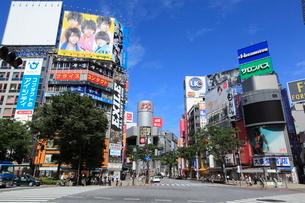 渋谷駅前の写真素材 [FYI01659253]