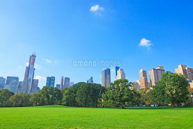 セントラルパーク ニューヨークの写真素材 [FYI01659636]