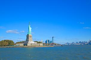 自由の女神 ニューヨークの写真素材 [FYI01659768]