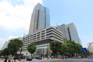 東京ミッドタウンの写真素材 [FYI01659801]