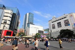 渋谷駅前の写真素材 [FYI01659946]