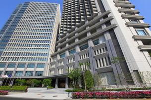 パレスホテル東京の写真素材 [FYI01659984]