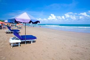 インドネシア バリ島 レギャンビーチの写真素材 [FYI01660028]