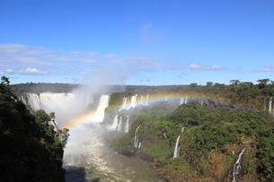 イグアスの滝の写真素材 [FYI01660104]