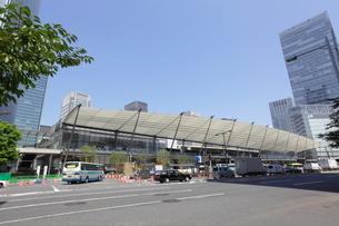 東京駅八重洲口の写真素材 [FYI01660153]