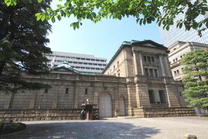 日本銀行本店の写真素材 [FYI01660225]