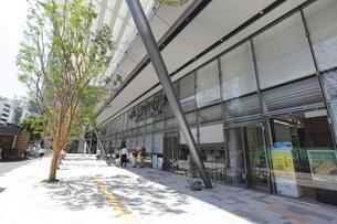 東京駅八重洲口の写真素材 [FYI01660233]
