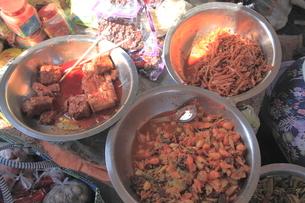 ミャンマー風漬物 バガン の写真素材 [FYI01660236]