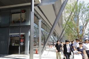 東京駅八重洲口の写真素材 [FYI01660271]