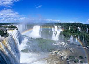 イグアスの滝の写真素材 [FYI01660279]