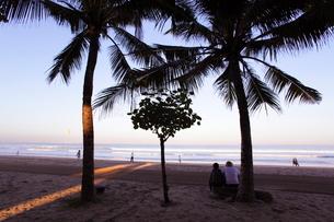 インドネシア バリ島 クタビーチの写真素材 [FYI01660316]
