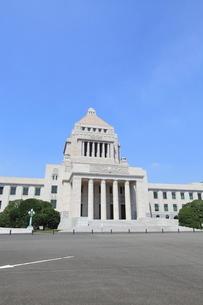 国会議事堂の写真素材 [FYI01660360]