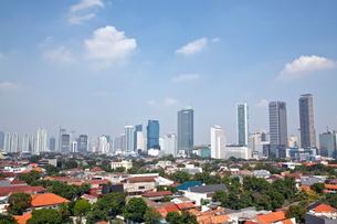 インドネシア ジャカルタの写真素材 [FYI01660498]