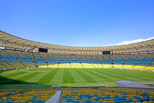 リオデジャネイロ マラカナンスタジアムの写真素材 [FYI01660577]