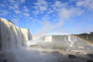 イグアスの滝の写真素材 [FYI01660608]