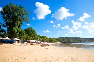 インドネシア バリ島 ジンバランビーチの写真素材 [FYI01660639]