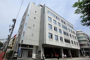 渋谷消防署の写真素材 [FYI01660705]