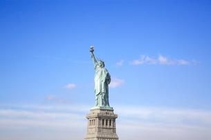 ニューヨーク 自由の女神の写真素材 [FYI01660846]