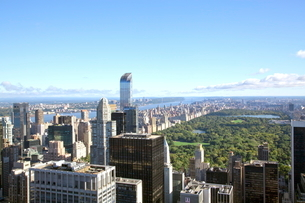 ニューヨーク マンハッタンの写真素材 [FYI01660880]