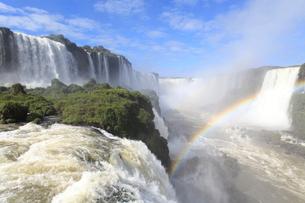 イグアスの滝の写真素材 [FYI01660941]