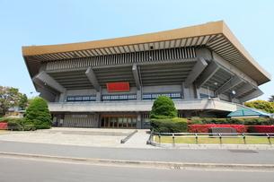 日本武道館の写真素材 [FYI01660960]