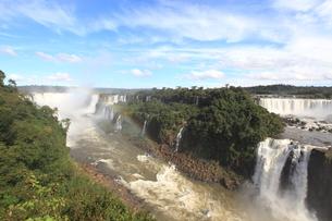 イグアスの滝の写真素材 [FYI01661099]