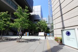 東京国際フォーラムの写真素材 [FYI01661114]