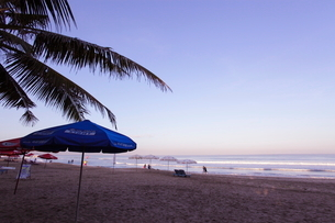 インドネシア バリ島 クタビーチの写真素材 [FYI01661196]
