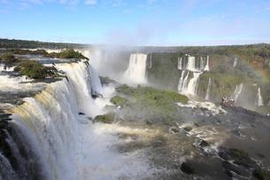 イグアスの滝の写真素材 [FYI01661349]