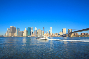 マンハッタン ニューヨークの写真素材 [FYI01661581]