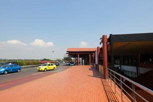 インドネシア ジャカルタ国際空港の写真素材 [FYI01661658]