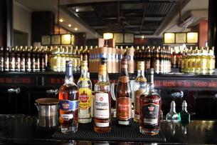 ラム酒 キューバの写真素材 [FYI01661862]