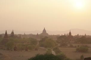 ミャンマー バガンの写真素材 [FYI01661961]