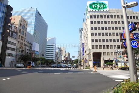 表参道交差点の写真素材 [FYI01662004]