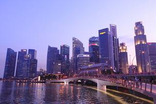 シンガポール マーライオン公園の写真素材 [FYI01662016]