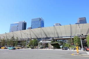 東京駅八重洲口の写真素材 [FYI01662020]
