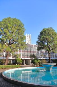 武蔵野大学武蔵野キャンパスの写真素材 [FYI01662085]