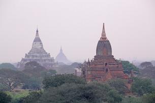 ミャンマー バガンの写真素材 [FYI01662115]