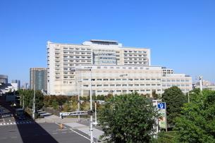 癌研有明病院の写真素材 [FYI01662184]