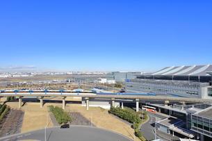 羽田空港国際線ターミナルの写真素材 [FYI01662186]
