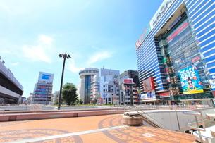 大宮駅西口 さいたま市の写真素材 [FYI01662202]