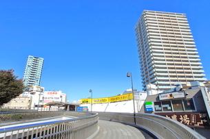 大泉学園駅の写真素材 [FYI01662206]