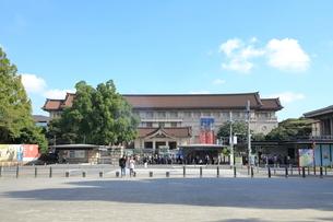 東京国立博物館 上野公園の写真素材 [FYI01662234]