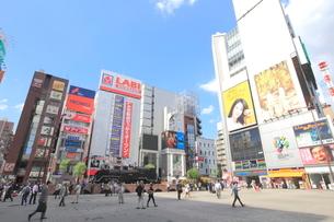 新橋駅前の写真素材 [FYI01662254]