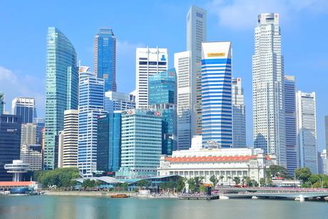シンガポールの写真素材 [FYI01662330]