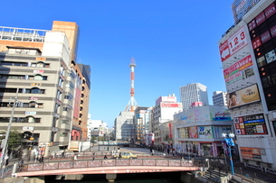 横浜駅西口前の写真素材 [FYI01662340]