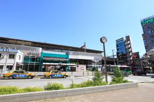 阿佐ヶ谷駅の写真素材 [FYI01662439]