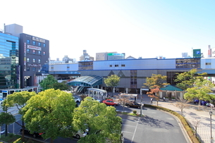 西葛西駅 東西線の写真素材 [FYI01662502]