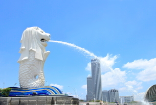 シンガポールの写真素材 [FYI01662618]